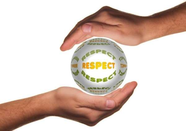 Respect is a vital ingredient of the dentist-patient relationship