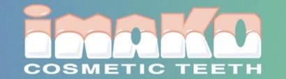 Imako cosmetic teeth logo