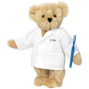 A dentist in teddy's clothing