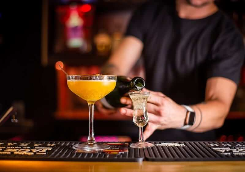 Dental anxiety management is similar to being a bartender at a cocktail bar - every person prefers a different mix