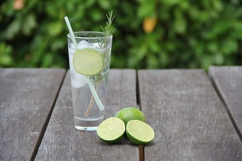 Photo of a Gin and Tonic