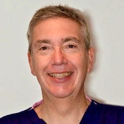 Photo of dentist Gordon Laurie BDS